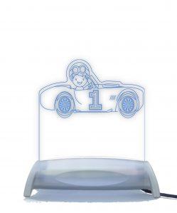 1St Race Car Night Light