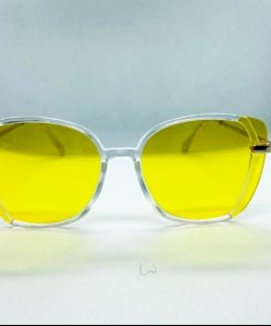 Jessie Kids Sunglasses in Yellow