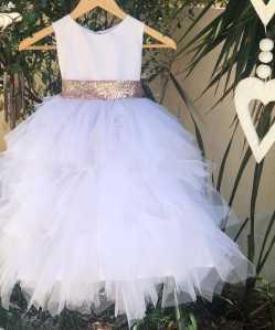 Amore Flower Girl Dress