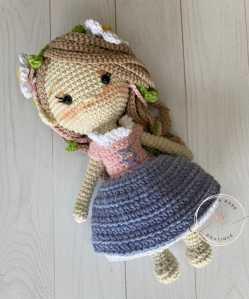 Crochet Rapunzel