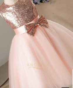 Angrila Flower Girl Dress
