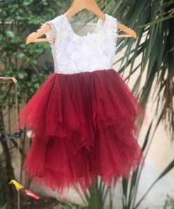 Megan Flower Girl Dress