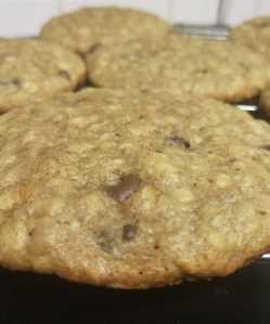 Chocolate Chip Crunchies