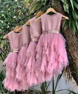 Nadia Flower Girl Dress
