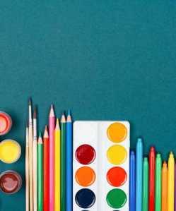 Art Supplies/Stationery