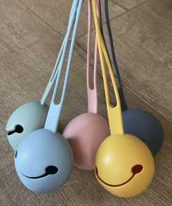silicone pacifier holders