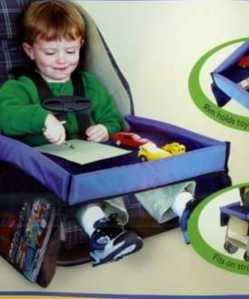 Snack 'n Play Tray