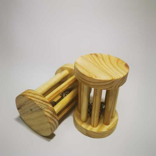 Baby Rolling Rattle