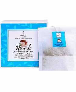 Nourish-Lactation & Energy Support Tea 15 Teabags