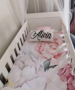Peonie Floral Bedding